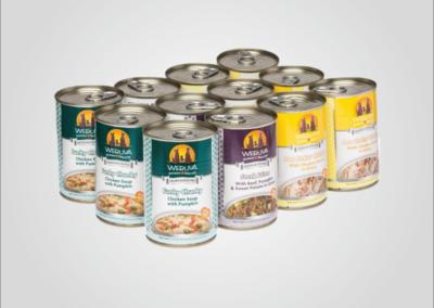 Weruva Canned Dog Food